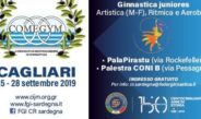 "COMEGYM – ""4thMediterranean Artistic & Aerobic Junior  Championships"""